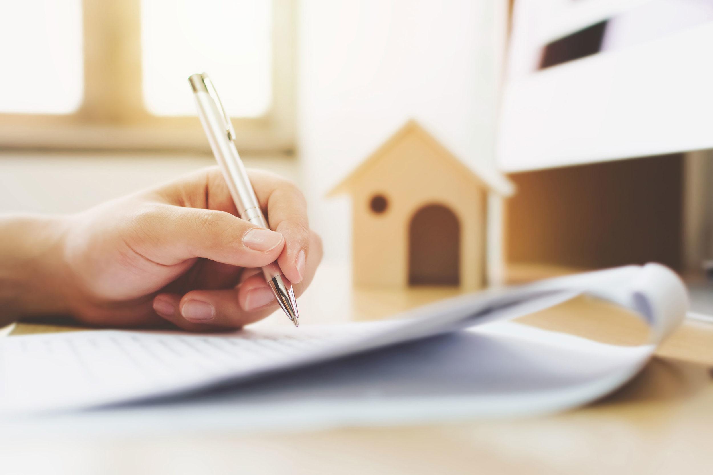Moodbild zur Eigentumsverwaltung von Immobilien