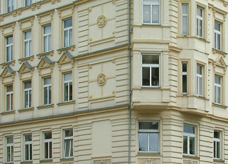 Immobilie aus der Gründerzeit in der Goethestraße in Magdeburg